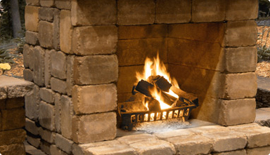 Landscape Design Phoenix Fire Places