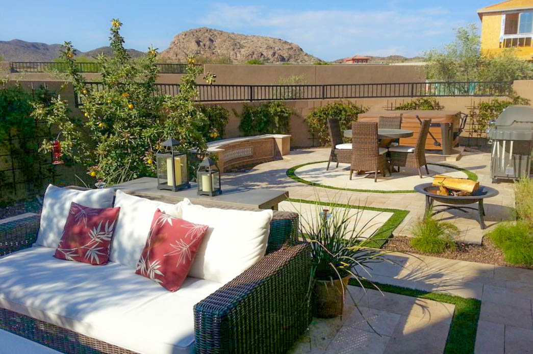 Outdoor Living Phoenix Landscape Design
