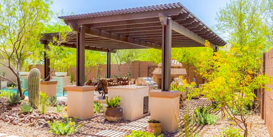 Desert Landscapes Installations Phoenix Scottsdale