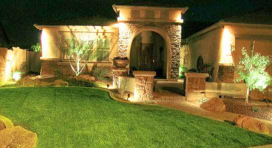 Landscape Lighting Full