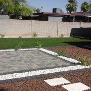 Backyard Gravel