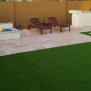 Backyard Environment