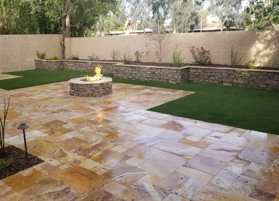 Fire Pits | Custom Fire Pits | Installation | Outdoor ...